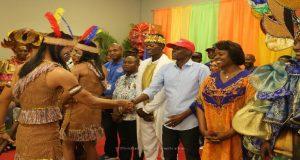 Haiti: Le Président de la République lance officiellement le carnaval national 2018