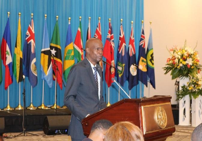 Haïti: Le plus grand Centre de Formation Professionnelle de la CARICOM portera le nom de Jovenel Moïse