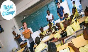 Haiti: Laure Bottinelli lance la 1 ère entreprise de recyclage de savons dans le pays