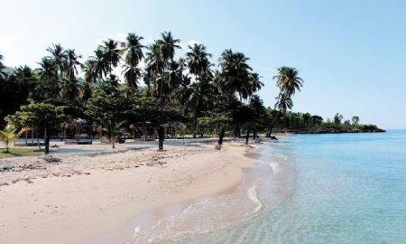 Plage-Haiti