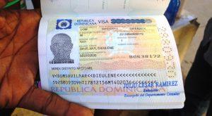 Visa-dominicain