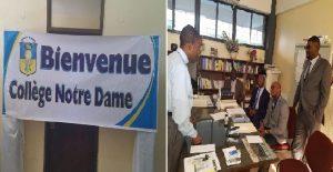 Haiti: Une association d'anciens étudiants pour accompagner le collège Notre-Dame du Perpétuel Secours