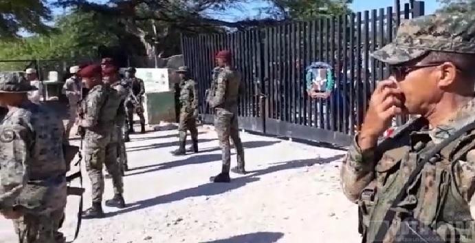 Haïti: Affrontement entre haïtiens et militaires dominicains à la frontière