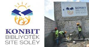 Haïti: Une bibliothèque à Cité Soleil, l'effort de toute une communauté