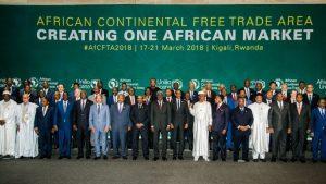 Monde: Création d'un marché intra-africain sans entraves