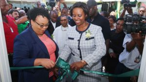 Haiti: Inauguration des nouveaux locaux du Centre Ambulancier National à Cité Militaire