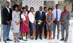 Haiti: Remise de prix de la première édition du concours national de dissertation