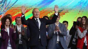 Monde: Vladimir Poutine réélu pour un quatrième mandat