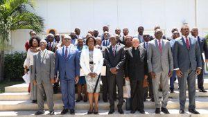 Haiti: Membres du comité de pilotage et d'organisation des Etats Généraux Sectoriels de la Nation