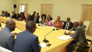 Haiti: Le Président du comité de pilotage des etats généraux sectoriels Mgr Louis Kébreau démissionne