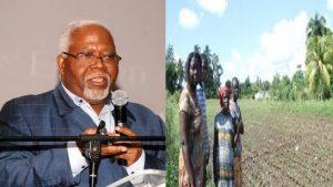 Haiti: Goze Bertin Bénié «L'Etat doit encadrer les fermiers pour rendre le secteur agricole compétitif»