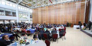 Haiti: Participation du Président Jovenel Moïse à un déjeuner-débat autour de la lutte contre la corruption