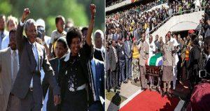 Monde: L'Afrique du Sud rend un dernier hommage à Winnie Mandela