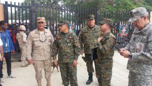 Monde: Rubén Diario Paulino Sem « La surveillance à la frontière sera encore renforcée »