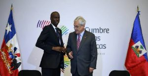 Monde: Jovenel Moïse s'est entretenu avec son homologue chilien Sebastián Piñera