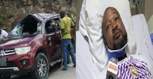 Haiti: Le Député Sinal Bertrand victime d'un accident routier