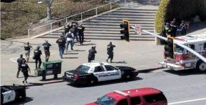 Monde: Un mort, quatre blessés dans une fusillade au siège social de YouTube