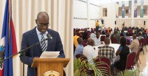 Haiti: Aviol Fleurant annonce un fonds de 20 millions de Gourdes pour le secteur coopératif