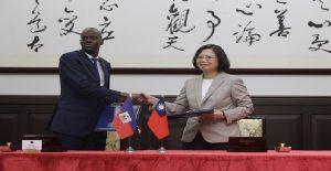 Monde: Haïti &Taiwan signeront un accord pour l'électrification de Port-au-Prince