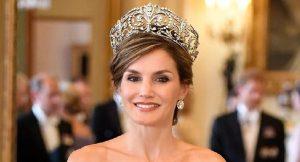 Monde: Visite en Haïti de sa Majesté la Reine d'Espagne  Letizia ORTIZ