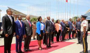 Haiti: Jovenel Moise accompagné d'une importante délégation effectue une visite à Taiwan