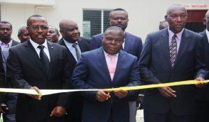 Haiti: Inauguration du nouveau Campus de l'Université publique du Sud