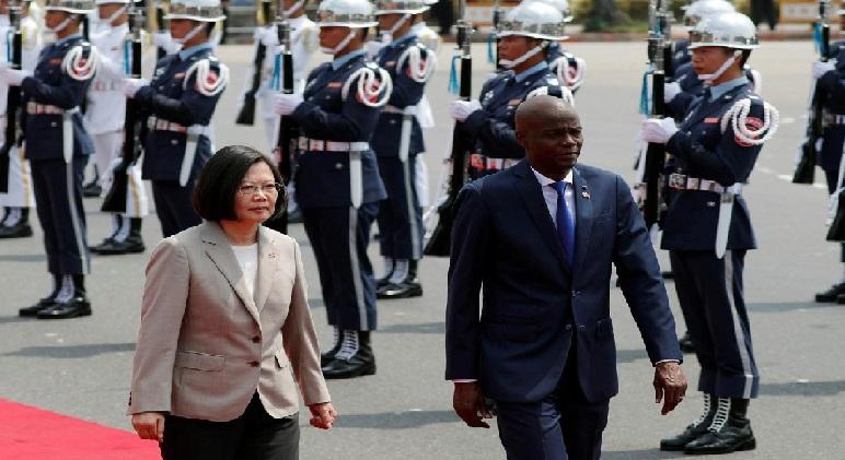 Monde: La présidente de Taiwan, Tsai Ing-Wen, attendue en Haïti