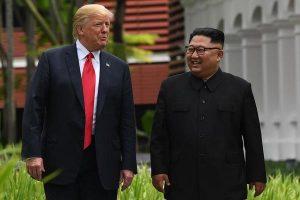 Monde: Donald Trump-Kim Jong-un : « une rencontre fantastique » pour le président des Etats-Unis