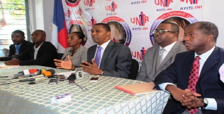 Haiti:  Le Parti UNIR demande au Président Jovenel Moïse de trouver un accord politique ou de démissionner