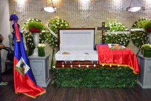 Monde: Funérailles du lieutenant-général Henri Namphy en République dominicaine