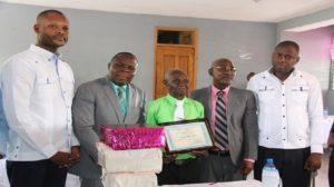 Haiti:  Jean Horel Jeudy honoré pour sa réussite aux examens officiels de la 9e année fondamentale
