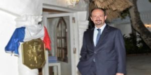 Haiti: José Gomez nommé  nouvel ambassadeur de France