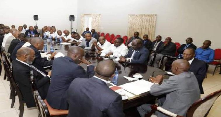 Haiti: Echec des négociations entre le président Jovenel Moïse et l'Opposition