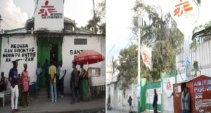 Haiti: Médecins Sans Frontières ferme deux importants hôpitaux à Port-au-Prince