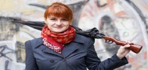 Monde: Une espionne russe, Mariia Butina, arrêtée à Washington