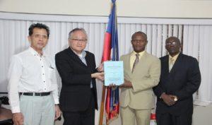 Haiti: Don de 20 millions de dollars pour construire 12 écoles dans le Centre et l'Artibonite