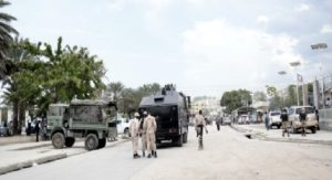 Haiti: Renforcement du dispositif sécuritaire à Martissant avec déploiement de blindés légers