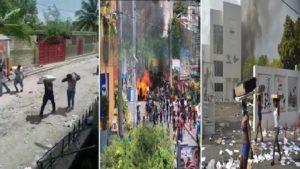 Haiti: Mobilisation pour réclamer la libération des personnes arrêtées lors des derniers pillages