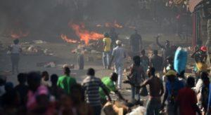 Haiti: Vive tension dans les rues suite à la hausse importante des tarifs des carburants