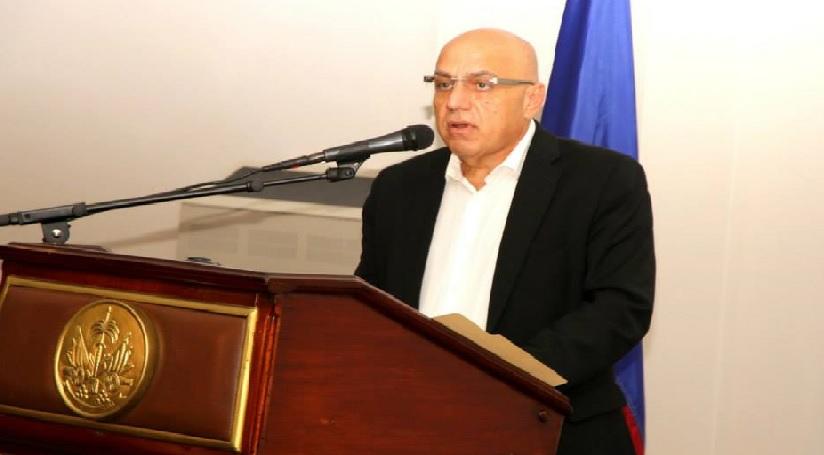 Haïti: Réginald Boulos appelle le secteur privé à la solidarité avec les victimes des gangs