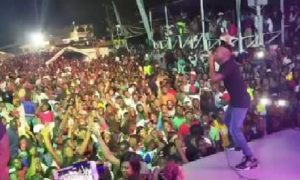 Haiti: Djakout #1 fait vibrer Plaine du Nord pour la Saint Jacques Majeur
