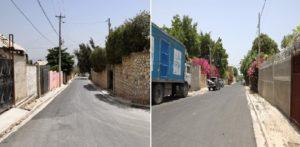 Haiti: Le programme «Konstwi twotwa, mete asfalt» donne des résultats concrets
