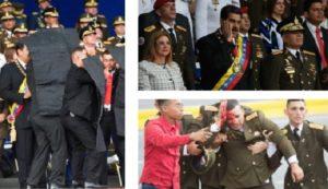 Monde: Tentative d'assassinat par drones sur le président vénézuélien Nicolas Maduro