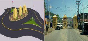 Haiti: Précisions autour des travaux de restauration des belles entrées de Barriere-Bouteille