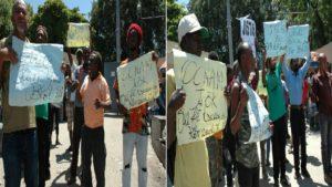 Haiti: Les Etudiants de la faculté d'éthnologie exigent l'arrestation du doyen Jean Yves Blot