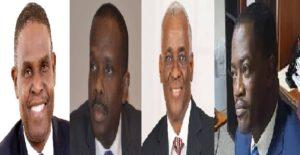 Haiti: Quatre personnalités pressenties pour occuper le poste de Premier Ministre