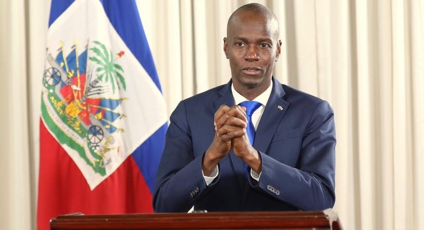 Haiti: Le président de la République, Jovenel Moise, n'a plus de porte-parole