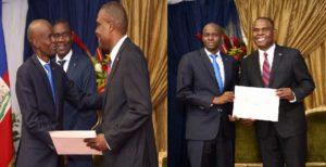 Haiti: La MINUJUSTH, les USA et l'UE saluent l'arrivée du nouveau gouvernement