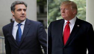 Monde: L'ex-avocat de Trump affirme avoir été demandé de payer des femmes pour qu'elles se taisent