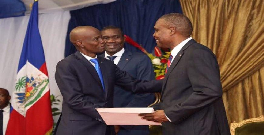 Haiti: Opération «pays lock», Jean-Henry Céant rêvait de remplacer Jovenel Moise au Palais National